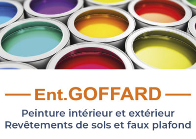 Entreprise Goffard peinture