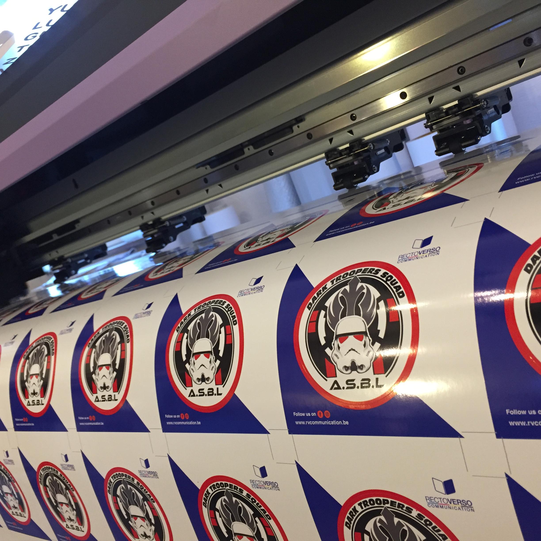 Stickers & étiquettes