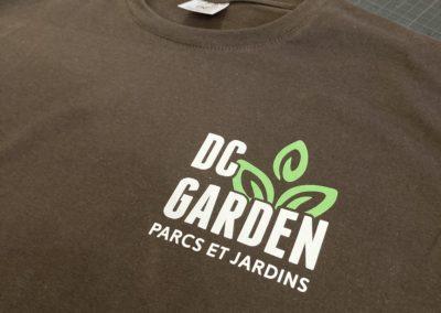 DC Garden impressions textiles